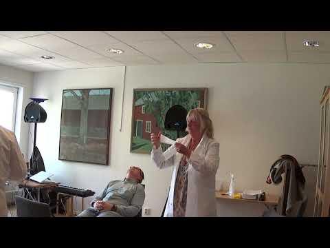 Kjell Hedblom - En dag på Enskede sjukhus