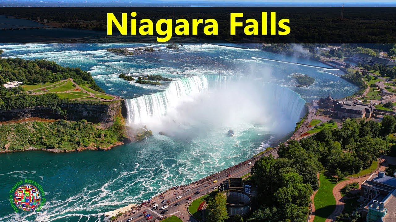 best tourist attractions places to travel in canada | niagara falls