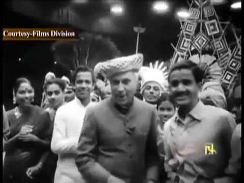 Life of  Pandit Jawaharlal Nehru as First Prime Minister of India (HINDI)