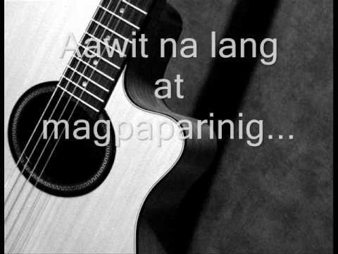 Parokya ni Edgar - Gitara ( Lyrics )