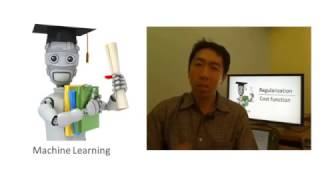 Lecture 7.2 — Regularization | Cost Function — [ Machine Learning | Andrew Ng | Stanford University]