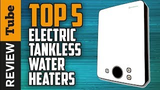 ✅Water heater: Best Tankless Water Heater (Buying Guide)
