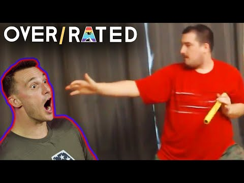 Extreme Musical Chairs, Shake Weights & More | Over/Rated