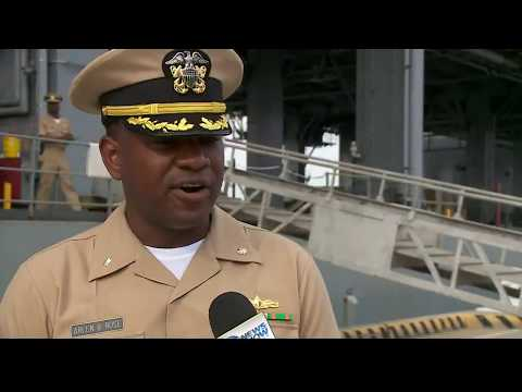 USNS Puller deploys from Naval Station Norfolk