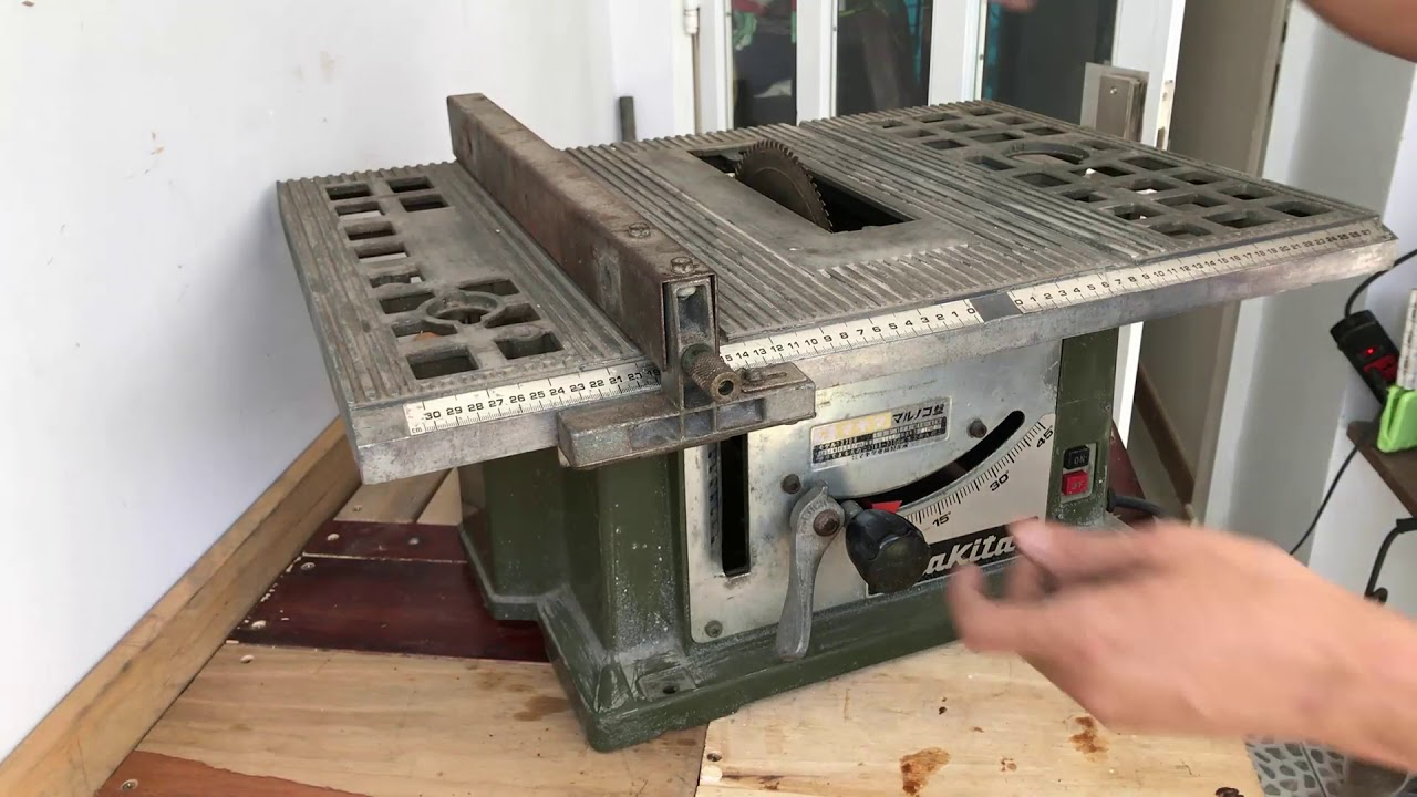 Makita Table Saw 2708 Rip Fence | Modern Coffee Tables and ...
