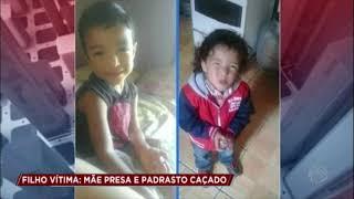 Mulher é presa suspeita de matar o filho de três anos