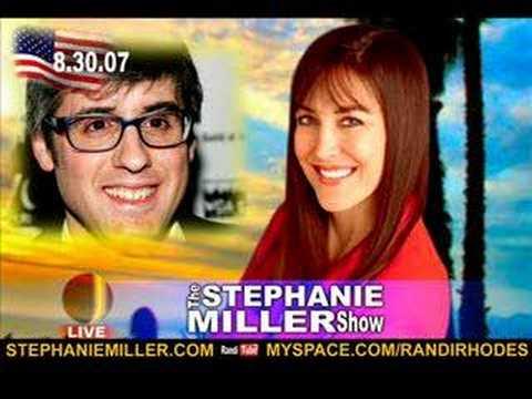 Stephanie Miller: Mo Rocca talks about Sen Larry Craig