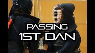 [KENDO RANT] - Passing 1st Dan Exam? Kendo Life Coach?