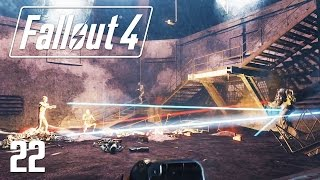 Fallout 4 Let s Play 22 - Showdown by Arcjet Systems Ultra 60fps German Deutsch