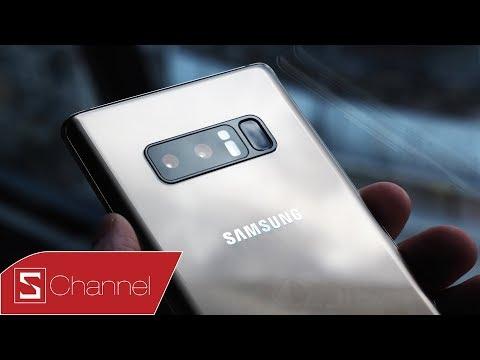 Mở hộp Galaxy Note 8 chính hãng đầu tiên tại Việt Nam: CHỈ CÓ THỂ LÀ YÊU!