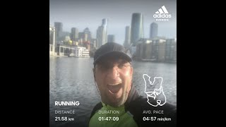 27 Why do I run?