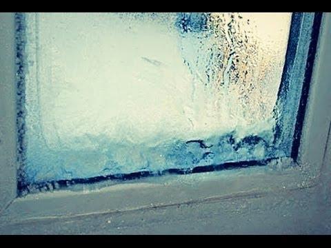 Чтобы окна не замерзали - Что делать. Даю полезные советы