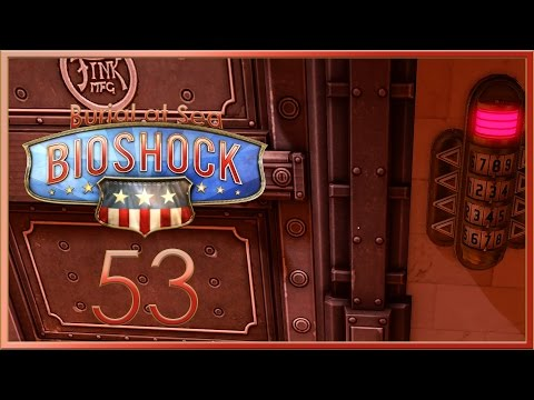 Bioshock Infinite [ German ] Burial at Sea #53 - Finks Panikraum