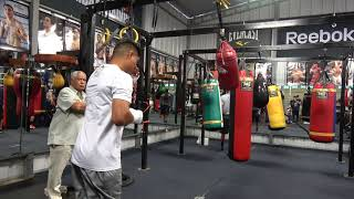MIKEY GARCIA ALREADY DOWN TO 150 IN CAMP FOR EASTER EsNews Boxing