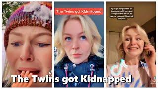The Russian Twins got K!dn@pped  Kallmekris New TikTok Compilation