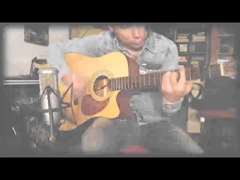 "Angelo Fumarola plays ""Antonella's Birthday"" (Tommy Emmanuel) - Acoustic Fingerpicking - HD"