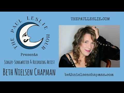 Songwriter Beth Nielsen Chapman Interview on The Paul Leslie Hour