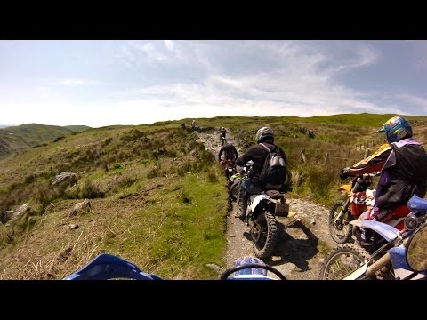 Trail Riding Wales - 17th May 2014