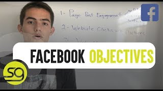 What Facebook Objective To Choose For Your E-commerce Campaigns | #27