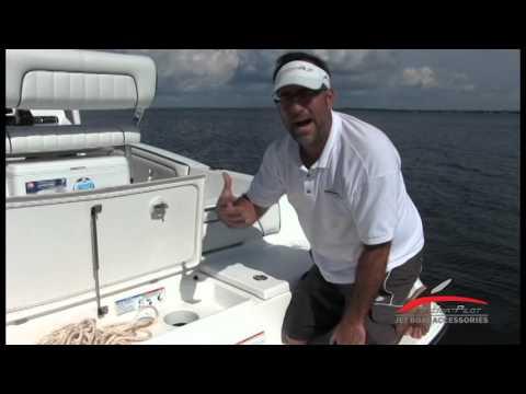 Yamaha Jet Boat Yamaha FSH Swim Platform