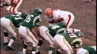 1967 Browns at Eagles Game 14