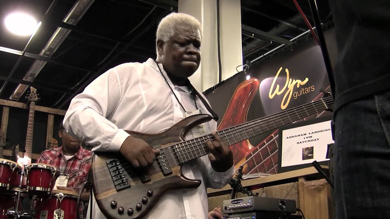 Abraham Laboriel Wyn:LoPHAT FINALE.mov - YouTube