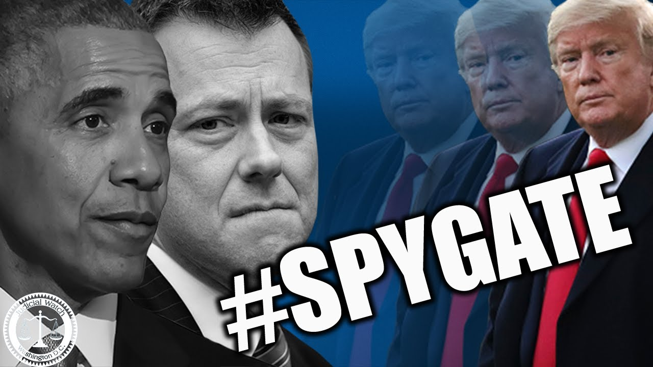Peter Strzok BRIEFED President Obama on #SpyGate Efforts against Donald Trump!