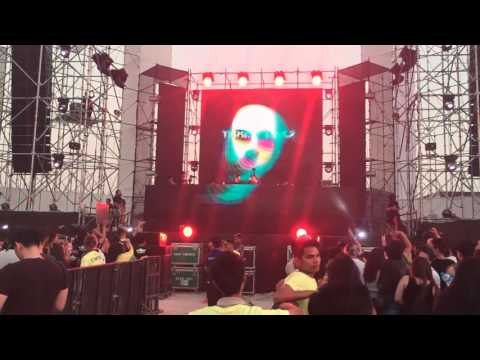 Terror Bass  at 808 Festival Yangon