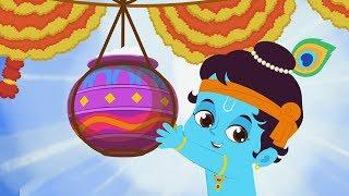 Govinda Aaya | Happy Janmashtami | Hindi Rhymes | गोविंदा आया | Balgeet in Hindi | Kids Tv India