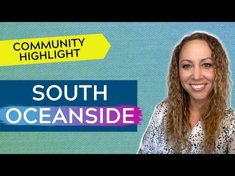 South O Community Highlight • South Oceanside • Oceanside, CA Real Estate