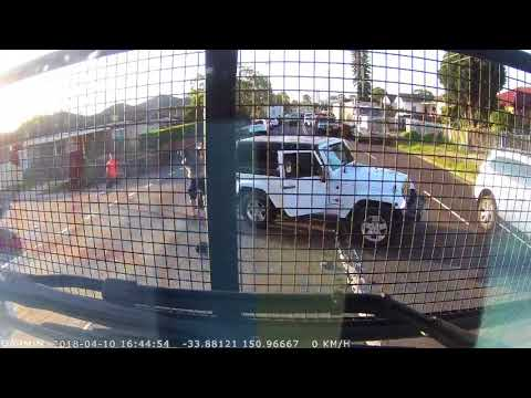 Sydney Road Rage attack - Horsley drive Fairfield NSW