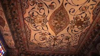 EP26   60 Secondes   Azerbaïdjan   Le palais des Khans de Sheki