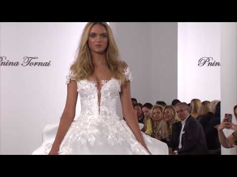 Pnina Tornai's 2018 Fragile Collection