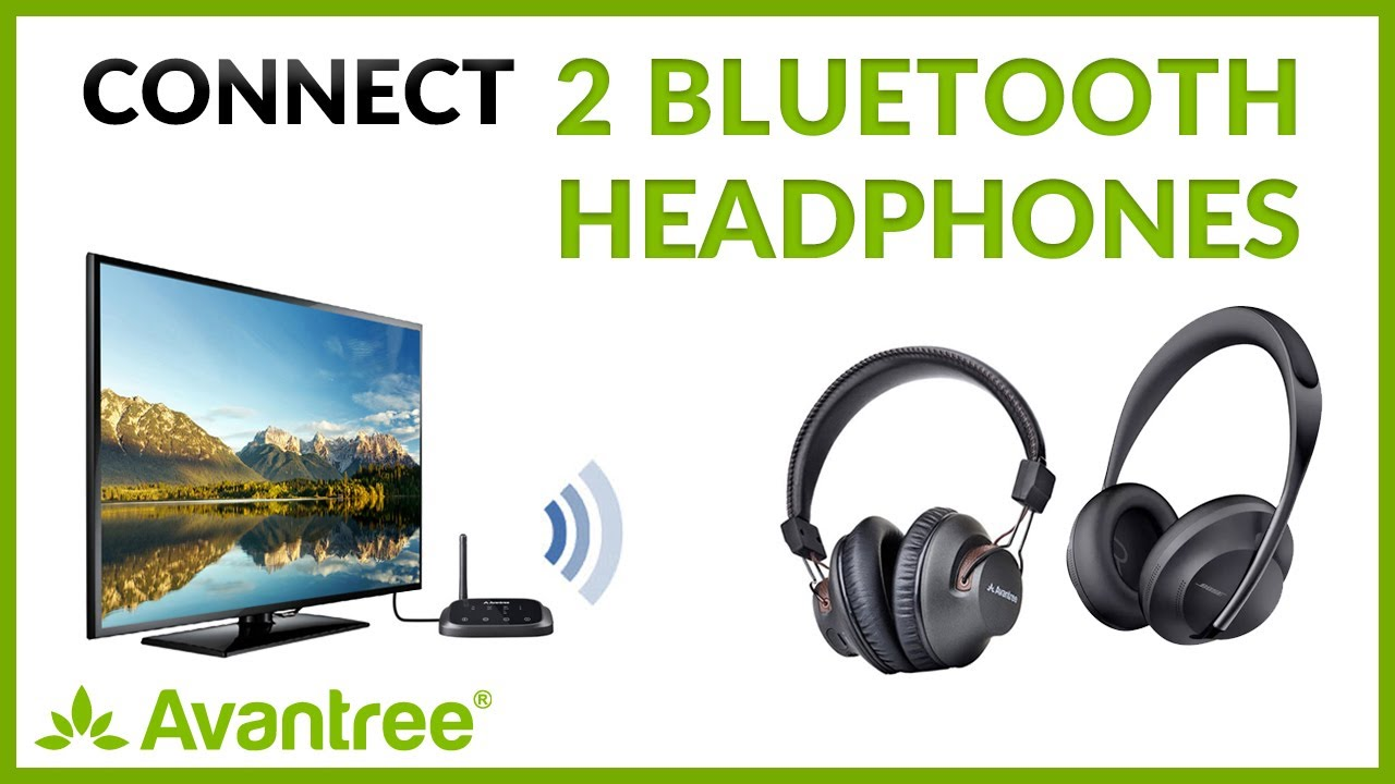 d7063ed8918 Adding a 2nd pair of headphones to Avantree HT5009 - YouTube
