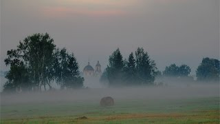 Жизнь в сельской глубинке на Урале.  Видео снято 27 декабря 2015 года