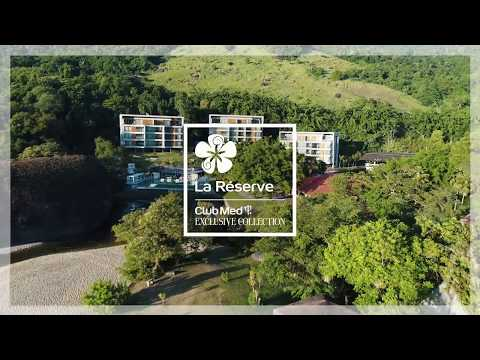 Club med presenta Amazing you y te invita a descubrir la Réserve en Rio das Pedras