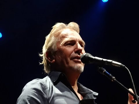 Kevin Costner & Modern West - Folsom CA, Harris Center snapshots Tour August 2015