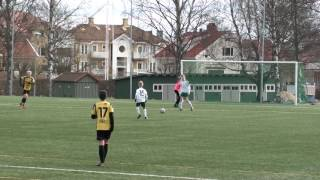 Final Mariehamn cup 26 3 2017, IFK Ingarö IF Halvlek 1