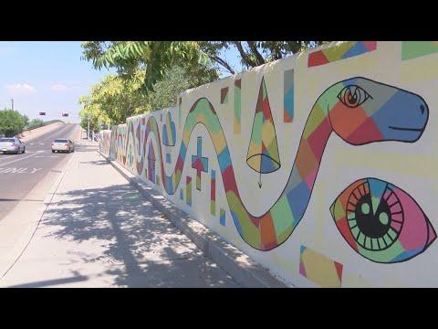 New website maps street art, murals in Albuquerque