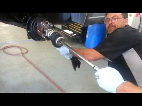 Tech Tips with The Angry Mechanic -Incresing power on slide hammer