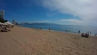 Нячанг Вьетнам 2016.Море и погода 7 августа.(ПОДЕЛИСЬ ВИДЕО с теми,кто едет во Вьетнам!Это просто,кнопка