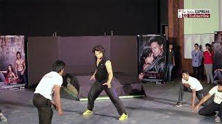 Tiger Shroff Shows Off His Martial Arts Skills
