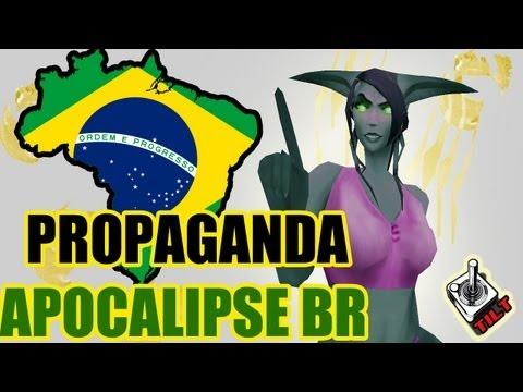 Tilt - World of Warcraft - Propaganda -  Apocalipse BR