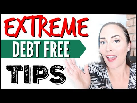 ?GETTING OUT OF DEBT ? HOW TO SAVE MONEY and GET OUT OF DEBT FAST ?  EXTREME MONEY SAVING TIPS