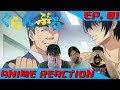 ALCOHOLISM THE ANIME | Anime Reaction: Grand Blue Ep. 01