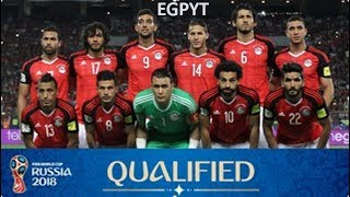 FIFA World Cup 2018 (Group A) EGYPT