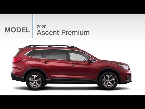 2020 Subaru Ascent Premium SUV | Model Review