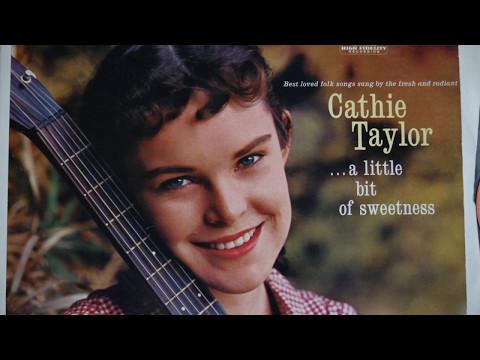 Cathie Taylor –  ... A Little Bit Of Sweetness 1959   Folk
