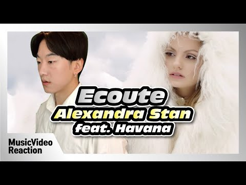 Alexandra Stan feat. Havana - Ecoute (Official Music Video) [Reaction]