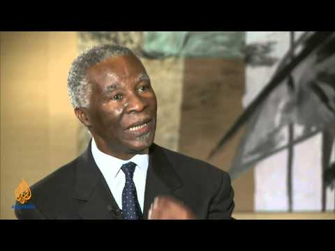 Talk to Al Jazeera - Thabo Mbeki: 'Justice cannot trump peace'